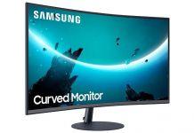 Samsung C32T55 (Bild: Samsung)
