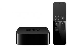 Apple TV 4K (Bild: Apple)