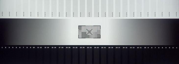 Graustufendarstellung des MSI OPTIX MAG272CQR