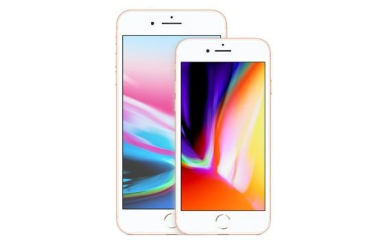 Apple iPhone 8 (Bild: Apple)