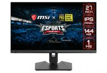 MSI Optix MAG274R (Bild: MSI)