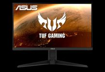 ASUS TUF Gaming VQ27AQL1A (Bild: ASUS)