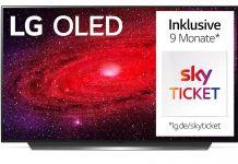 LG OLED48CX (Bild: LG)
