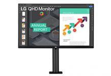 LG UltraFine 27QN880 (Bild: LG)