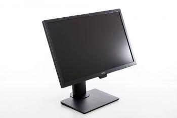 Ansicht Monitor mit 45°-Drehung nach rechts