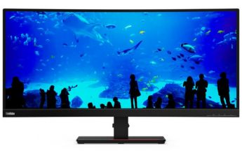 Lenovo ThinkVision T34w-20 (Bild: Lenovo)