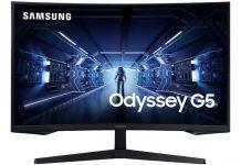 Samsung C32G55T (Bild: Samsung)