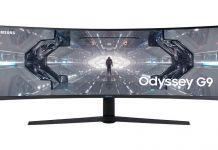 Samsung Odyssey G9 (Bild;: Samsung)