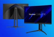 ViewSonic XG270QC (Bild: ViewSonic)