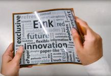 E Ink Mobius (Bild: E Ink)