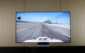 LG Bendable OLED-Display (Bild: LG)