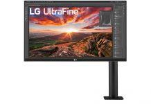 LG UltraFine 27BN88U (Bild: LG)