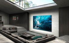 Samsungs Micro-LED-TV (Bild: Samsung)