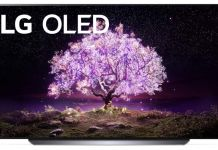 LG OLED65C1 (Bild: LG)
