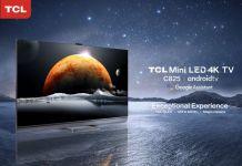 TCL C825 (Bild: TCL)