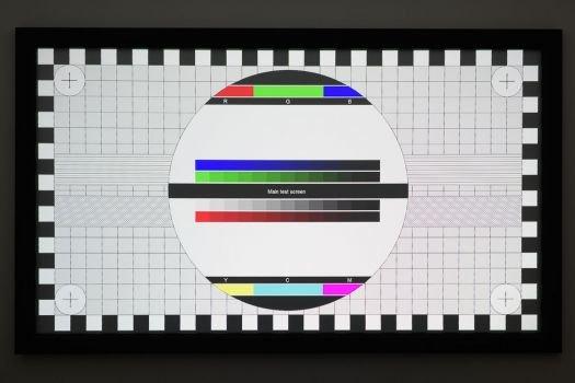 Main-Testscreen