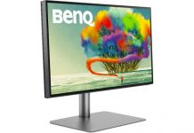 BenQ DesignVue PD2725U (Bild: BenQ)