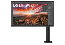 LG UltraFine 27UN880 (Bild: LG)