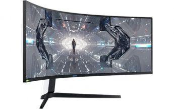 Samsung Odyssey S49AG95NC (Bild: Samsung)