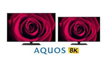 Sharp Aquos 8K-TVs (2021) (Bild: Sharp)
