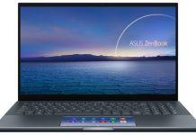 ASUS ZenBook Pro 15 (UX535) (Bild: ASUS)