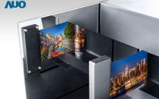 AUO OLED-Dualscreen (Bild: AUO)