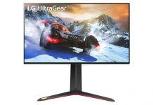 LG UltraGear 27GP950 (Bild: LG)
