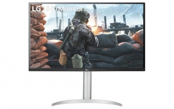 LG 32UP550 (Bild: LG)