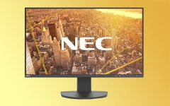 NEC EA272F (Bild: NEC)