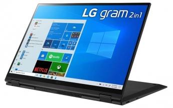 LG gram 2in1 16 (Bild: LG)