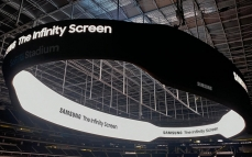 Samsung Infinity Screen (Bild: Samsung)