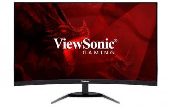 ViewSonic VX3268-2KPC-MHD (Bild: ViewSonic)