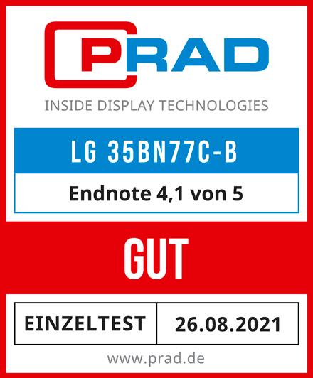 Testlogo LG 35BN77C-B