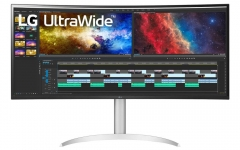 LG UltraWide 38WP85C (Bild: LG)