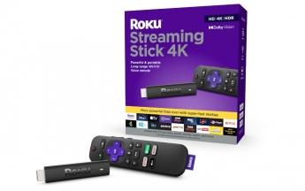 Roku Streaming Stick 4K (Bild: Roku)
